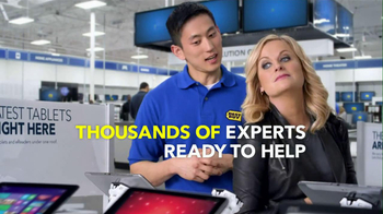 Best Buy 2013 Super Bowl TV Spot, 'Asking Amy' Featuring Amy Poehler - Thumbnail 10