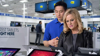 Best Buy 2013 Super Bowl TV Spot, 'Asking Amy' Featuring Amy Poehler - Thumbnail 8