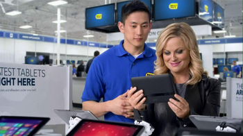Best Buy 2013 Super Bowl TV Spot, 'Asking Amy' Featuring Amy Poehler - Thumbnail 9