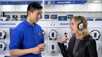 Best Buy 2013 Super Bowl TV Spot, 'Asking Amy' Featuring Amy Poehler