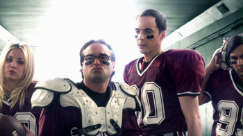2013 Super Bowl Show Promo: Big Bang Theory - Thumbnail 7