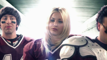 2013 Super Bowl Show Promo: Big Bang Theory - Thumbnail 9