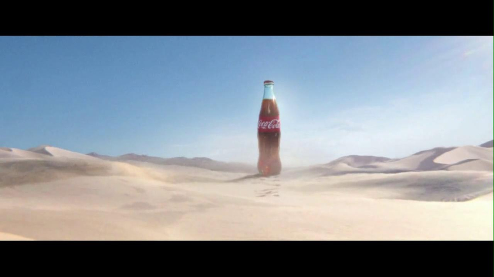 Coca-Cola 2013 Super Bowl TV Commercial, 'The Chase'