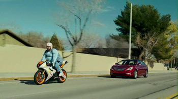 Hyundai Turbo 2013 Super Bowl TV Spot, 'Stuck' - 1138 commercial airings