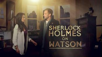 CBS 2013 Super Bowl Promo: Elementary, 'Sherlock Holmes on Watson' - Thumbnail 1