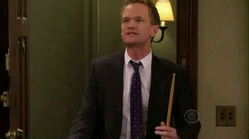 CBS 2013 Super Bowl Promo: How I Met Your Mother - Thumbnail 2