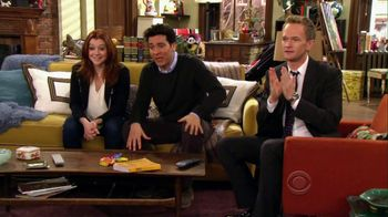CBS 2013 Super Bowl Promo: How I Met Your Mother - Thumbnail 8