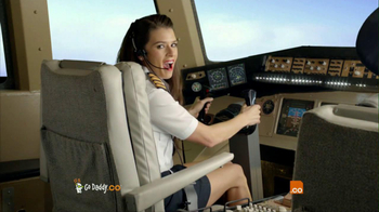 GoDaddy.Co 2013 Super Bowl TV Spot, 'YourBigIdea.Co' Feat. Danica Patrick - Thumbnail 10