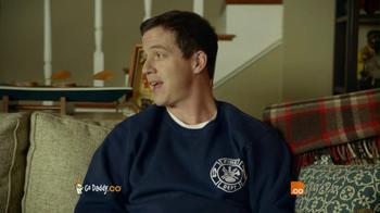 GoDaddy.Co 2013 Super Bowl TV Spot, 'YourBigIdea.Co' Feat. Danica Patrick - Thumbnail 5