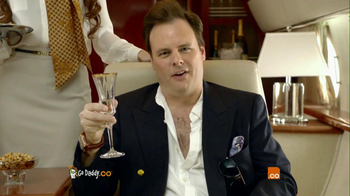 GoDaddy.Co 2013 Super Bowl TV Spot, 'YourBigIdea.Co' Feat. Danica Patrick - Thumbnail 8