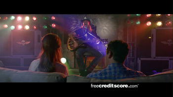 FreeCreditScore.com 2013 Super Bowl TV Spot Featuring Bret Michaels