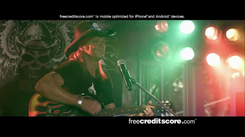 FreeCreditScore.com 2013 Super Bowl TV Spot Featuring Bret Michaels - Thumbnail 8