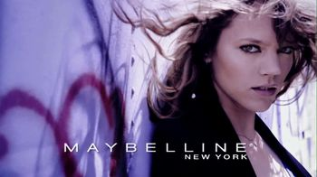 Maybelline New York 2013 Super Bowl TV Spot, 'Explosive Smooth Lashes'