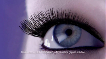Maybelline New York 2013 Super Bowl TV Spot, 'Explosive Smooth Lashes' - Thumbnail 2