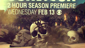 2013 Super Bowl Promo: Survivor - Thumbnail 6