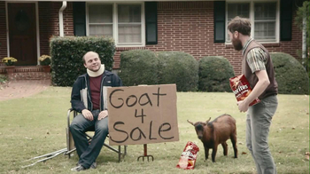 Doritos 2013 Super Bowl TV Spot, 'Screaming Goat' - Thumbnail 2