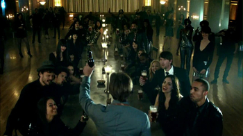 Budweiser Black Crown 2013 Super Bowl TV Spot, 'Party Walk-In' - Thumbnail 8