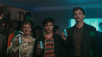 PepsiNEXT 2013 Super Bowl TV Spot, 'House Party' - 1 commercial airings