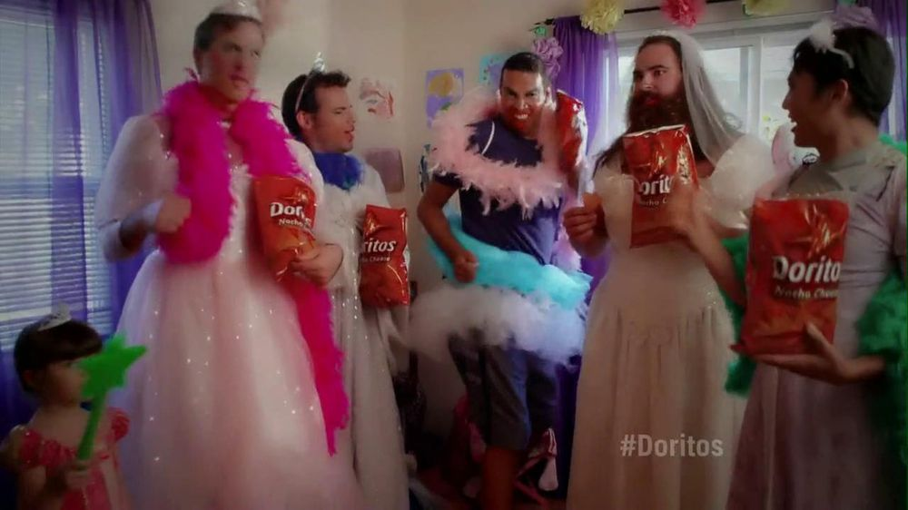 Doritos: Princesses