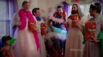 Doritos 2013 Super Bowl TV Spot, 'Princesses'
