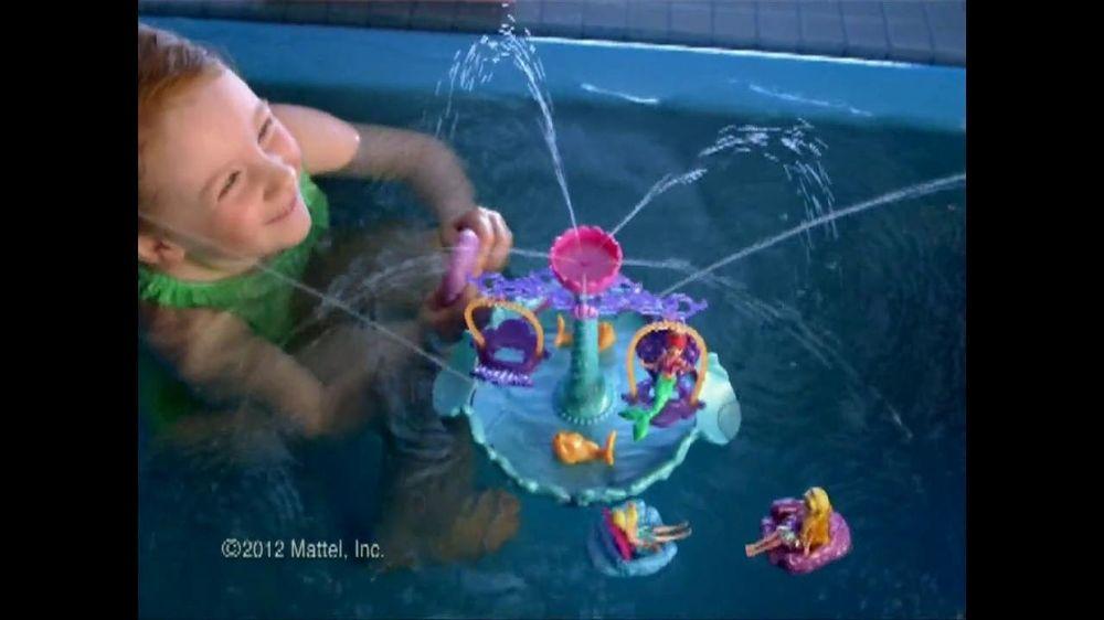 Disney Princess: Ariel's Floating Fountain TV Spot