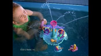 Disney Princess: Ariel's Floating Fountain TV Spot - 163 commercial airings