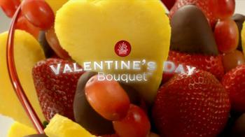 Edible Arrangements Valentine's Day Bouquet TV Spot - Thumbnail 3