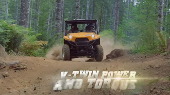 2013 Kawasaki Teryx 4 TV Spot, 'Off-Road Rated'