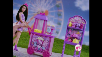 Barbie TV Spot, 'Amusement Park'