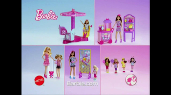 Barbie TV Spot, 'Amusement Park' - Thumbnail 6