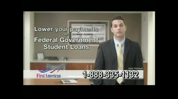 First American Loans Student Aid TV Spot - Thumbnail 3
