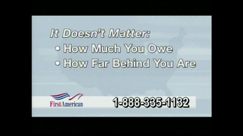 First American Loans Student Aid TV Spot - Thumbnail 6