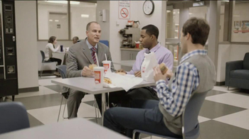 Wendy's TV Spot, 'Wooden Awards' Featuring Jay Bilas