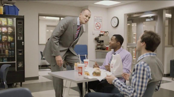 Wendy's TV Spot, 'Wooden Awards' Featuring Jay Bilas - Thumbnail 3