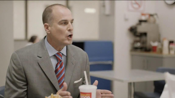 Wendy's TV Spot, 'Wooden Awards' Featuring Jay Bilas - Thumbnail 5