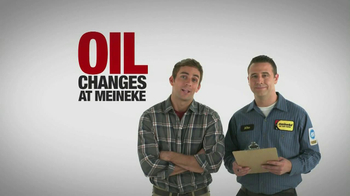 Meineke Oil Changes TV Spot - Thumbnail 1