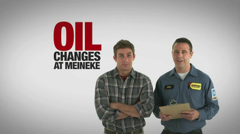 Meineke Oil Changes TV Spot - Thumbnail 2