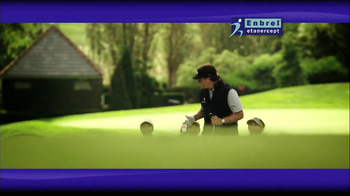 Enbrel TV Spot, 'Little Things' Featuring Phil Mickelson - Thumbnail 4