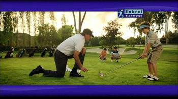Enbrel TV Spot, 'Little Things' Featuring Phil Mickelson - Thumbnail 8