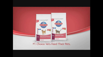 Hill's Pet Nutrition Science Diet Advanced Fitness and Optimal Care TV Spot - Thumbnail 5