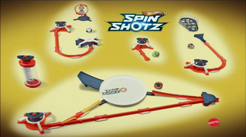 Hot Wheels Spin Shotz TV Spot  - Thumbnail 8