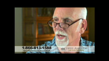 Swiss America TV Spot, 'Braida' - Thumbnail 5