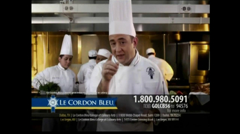 Le Cordon Bleu TV Spot, 'Screen Tap'
