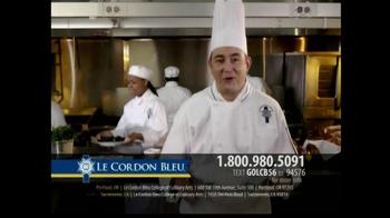 Le Cordon Bleu TV Spot, 'Screen Tap' - Thumbnail 6