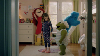 2014 Chevrolet Traverse TV Spot, 'Imaginary Friends' Song by Frenetic Sound