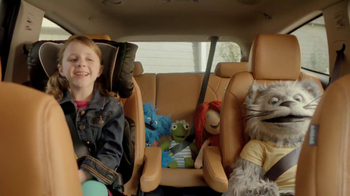 2014 Chevrolet Traverse TV Spot, 'Imaginary Friends' Song by Frenetic Sound - Thumbnail 7