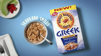 Honey Bunches of Oats Greek TV Spot
