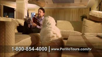 Perillo Tours TV Spot 'Talking Dog' - Thumbnail 1