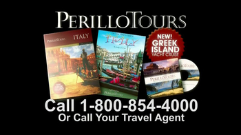 Perillo Tours TV Spot 'Talking Dog' - Thumbnail 8