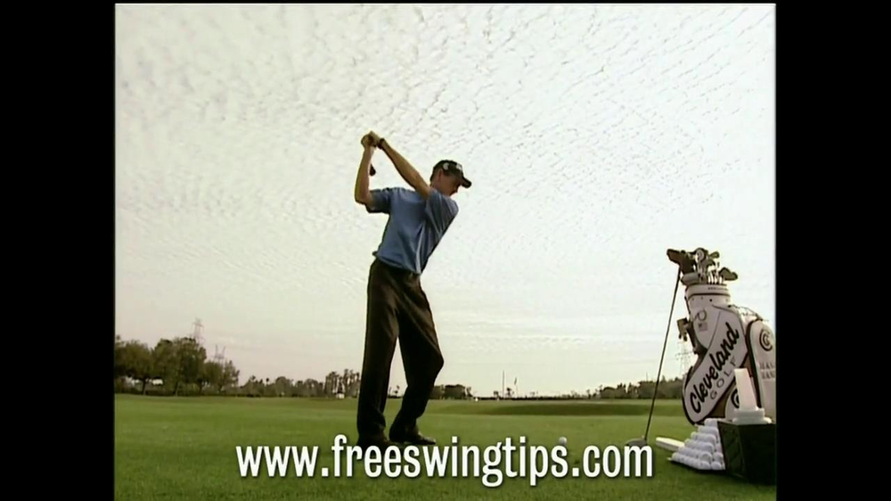 Medicus Dual Hinge Driver TV Commercial, 'Swing Tips' Featuring Hank Haney